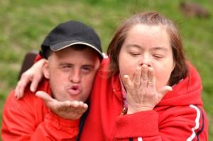 Couple de trisomiques et handicap