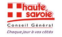 Logo Conseil Général Haute Savoie